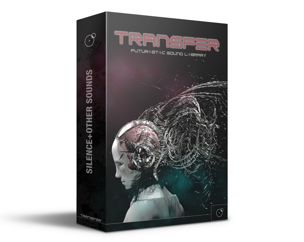 Transfer Sound Pro Edition Artwork by Franz Russo
