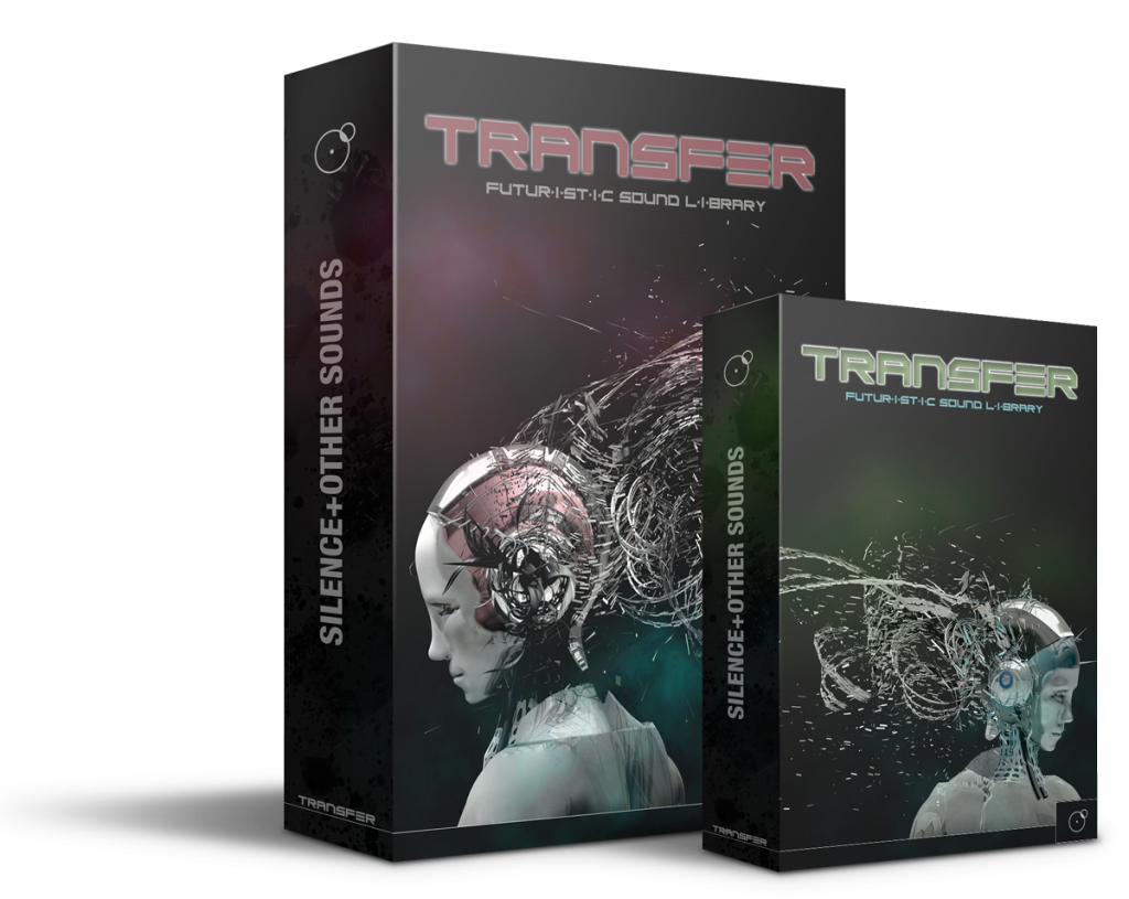 Transfer Sound Pro and Lite Edition Artwork by Franz Russo