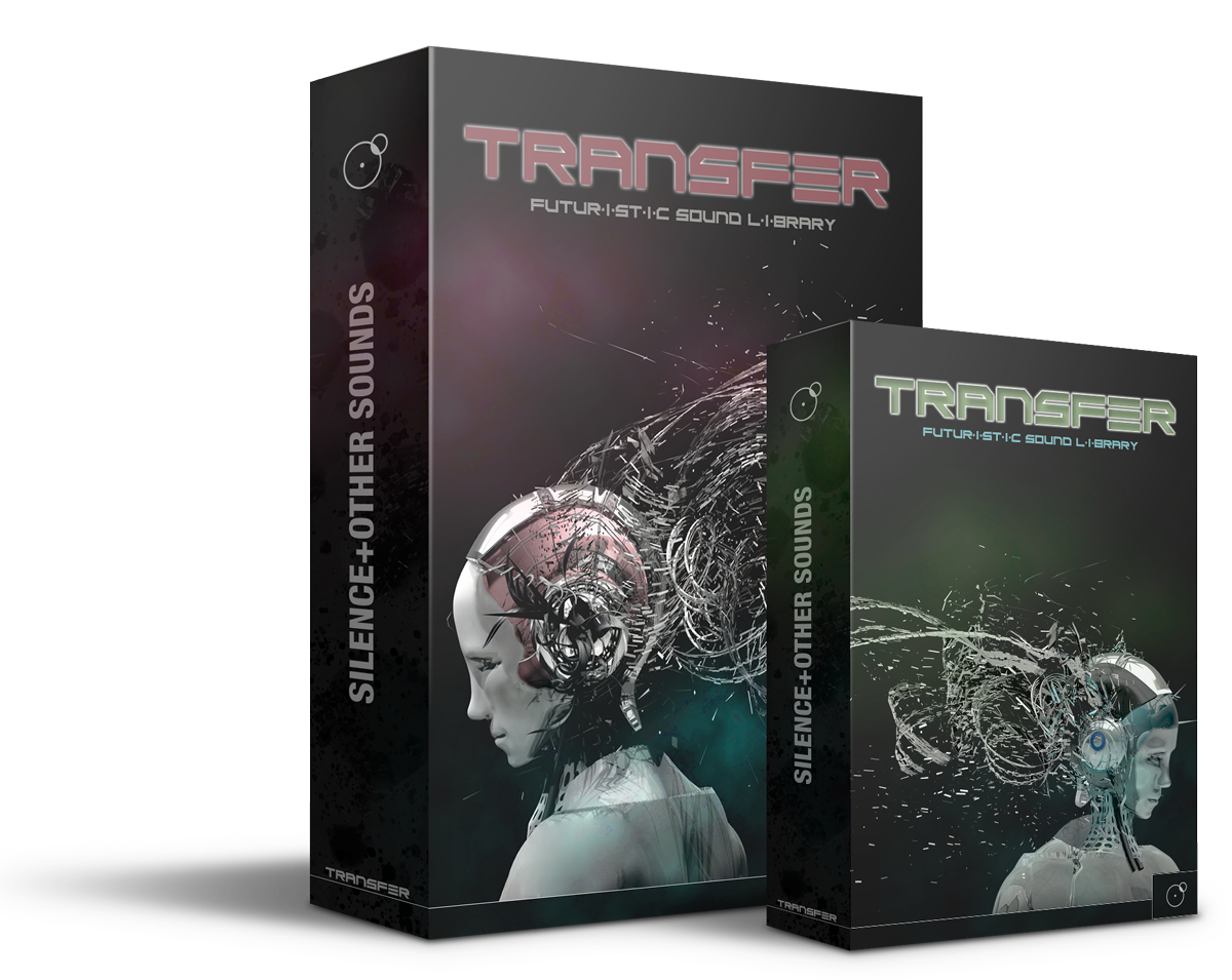 Transfer Futuristic Sound Library