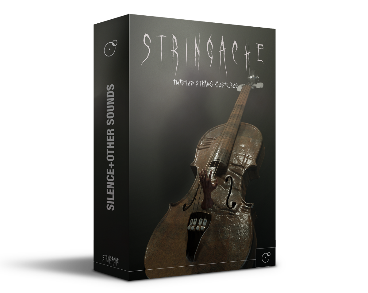 Stringache Horror Sound Library