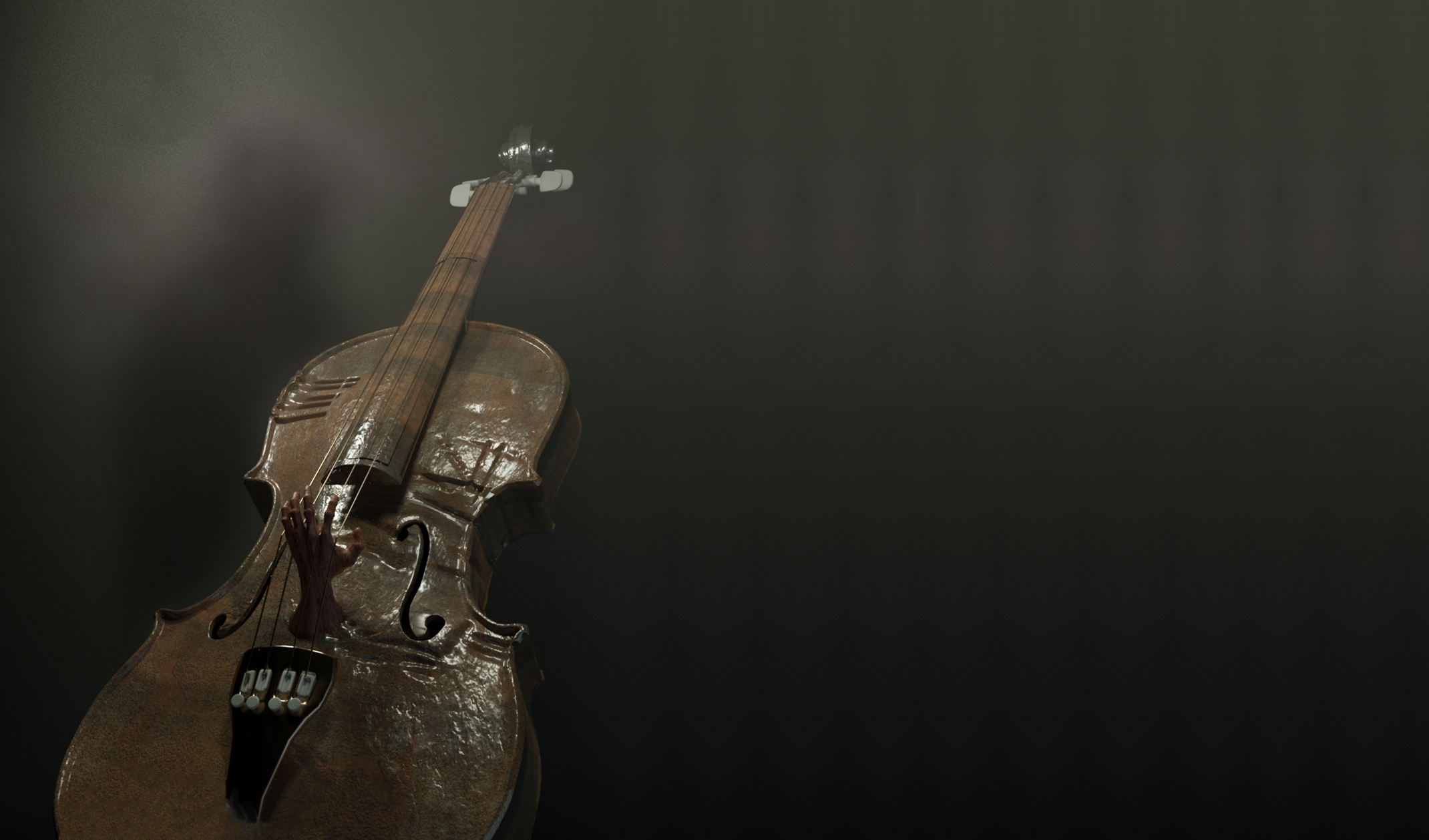 Stringache Horror Sound Library slider