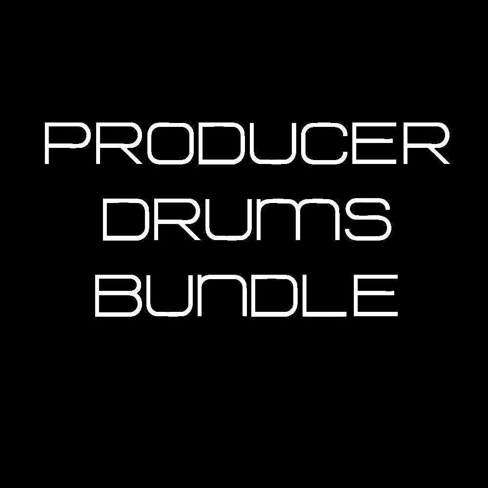 Producer Drums Bundle TEXT