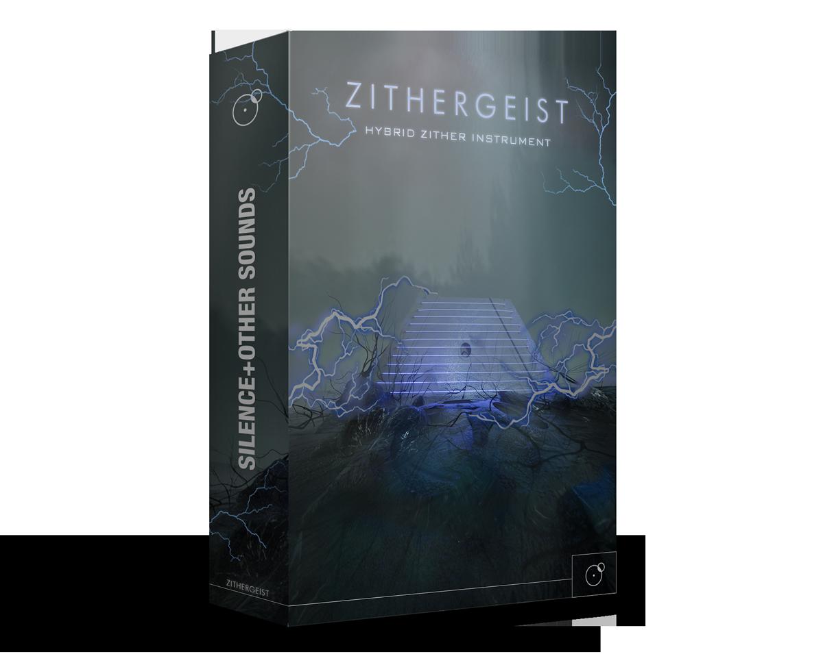 Zithergeist Hybrid zither Instrument sound library