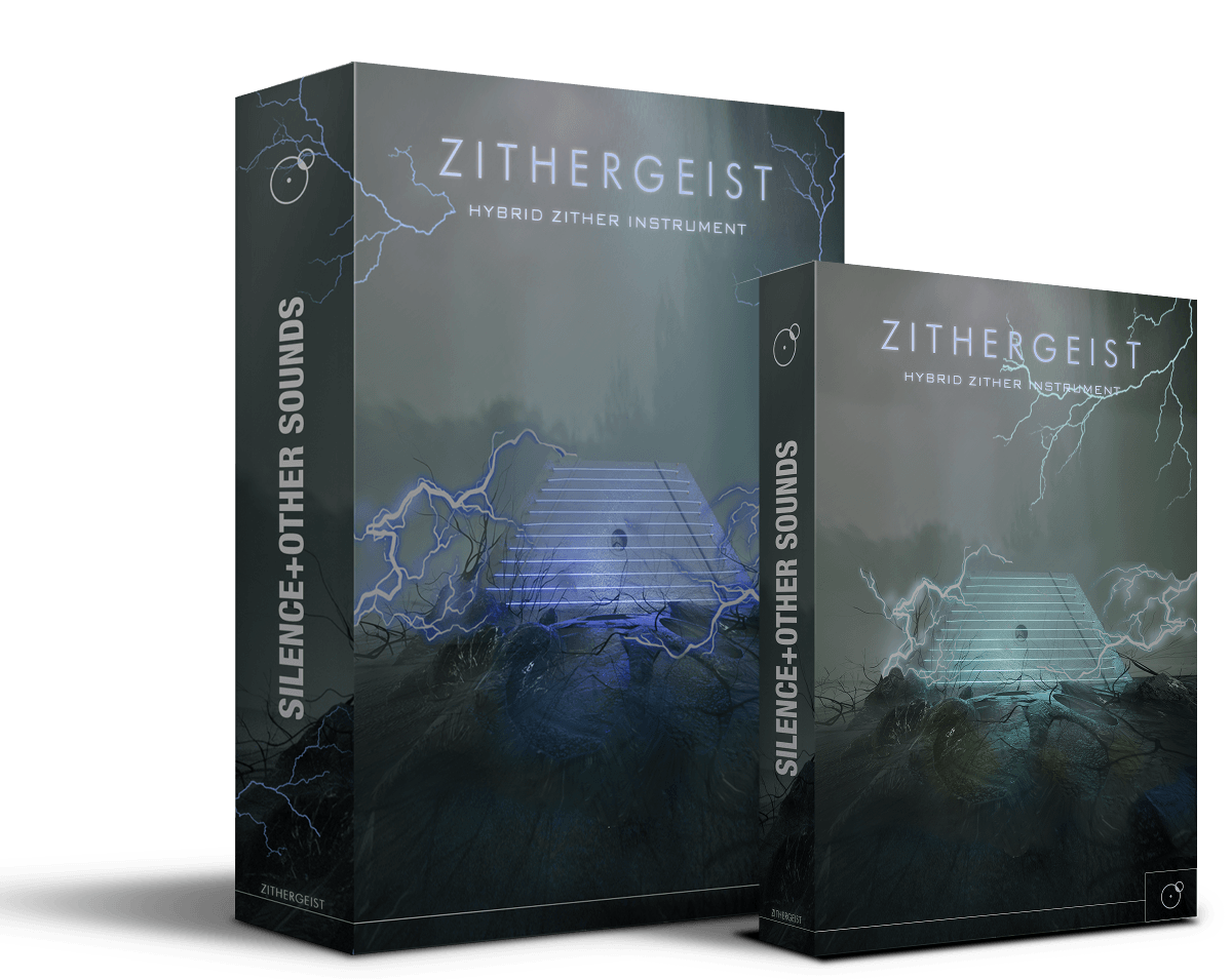 Zithergeist Hybrid zither Instrument Sound library