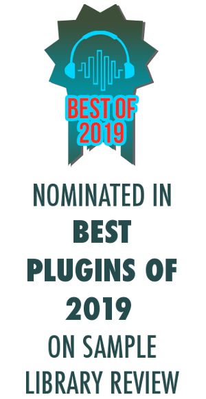 Stringache nominee Best Plugins of 2019
