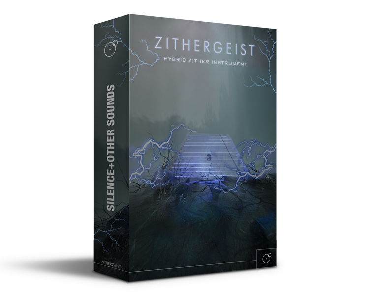 Zithergeist Full Hybrid Zither Instrument