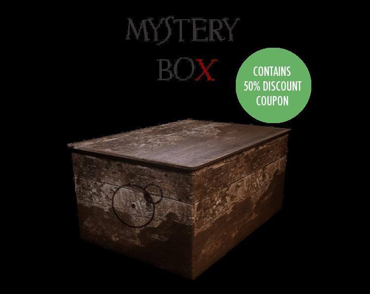 Mistery Box Bowed Experiments