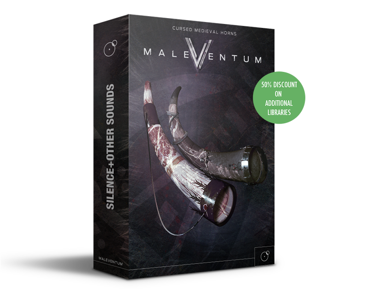 Maleventum Epic War Horns cinematic library