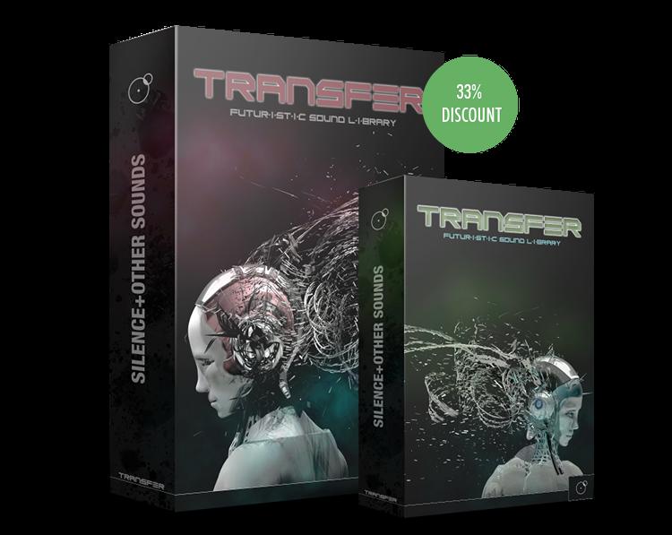 Transfer Futuristic Sound Library